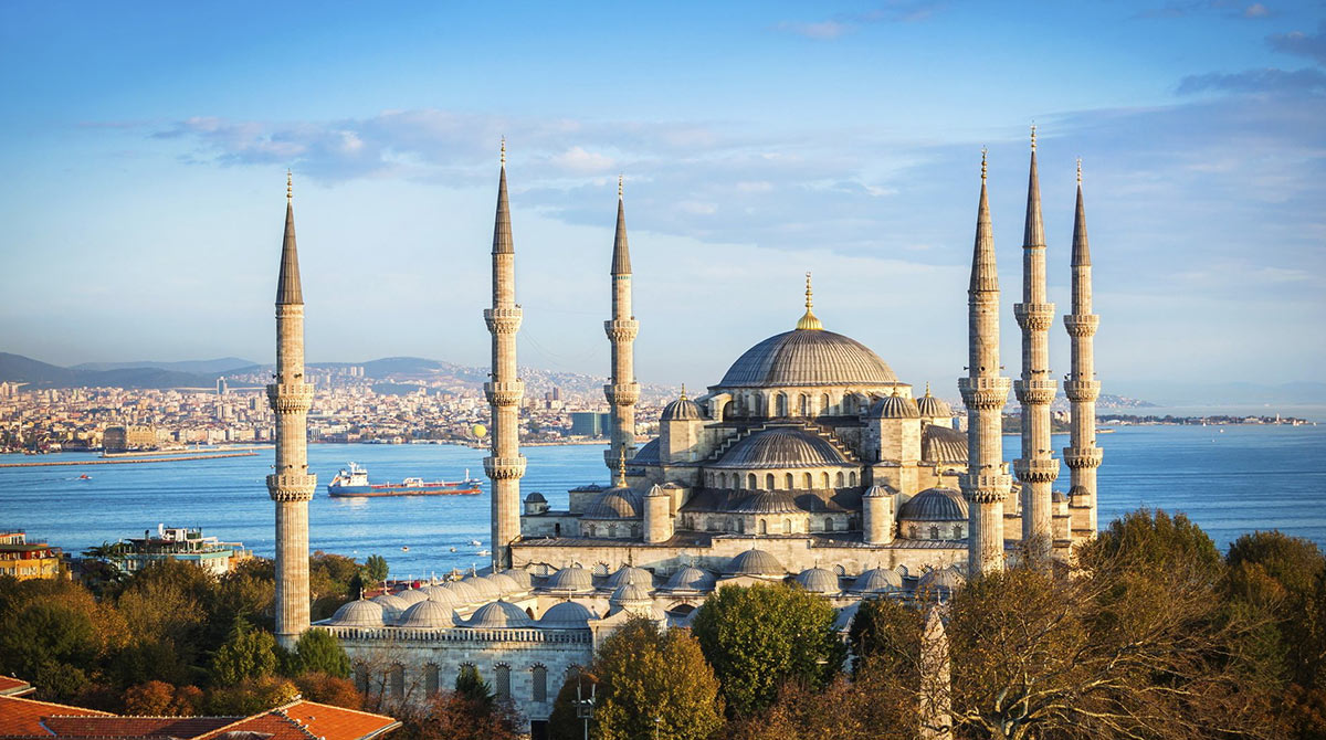 أجمل مآذن المساجد
